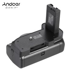 Andoer BG-2G Vertical Battery Grip Holder for Nikon D5100 D5200 D5300 DSLR Camera EN-EL 14 Battery - intl