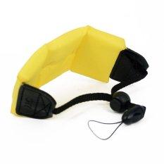 Andux Foam Floating Wrist Strap for Underwater Cameras Housings XJ/SD01 Yellow