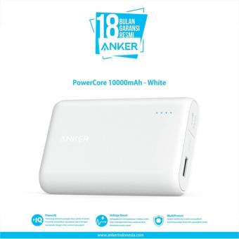 Anker PowerCore 10000 - White