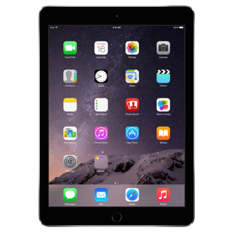 Apple iPad Air 2 WiFi + Cellular – 16GB – Abu-abu