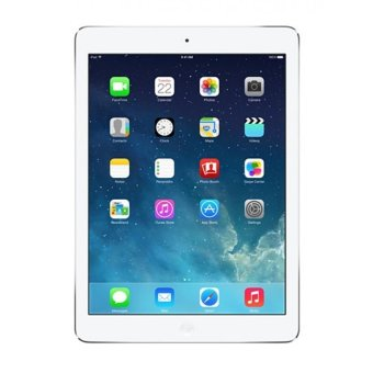 Apple iPad Air Retina Wifi + Celluler – 128GB – Silver