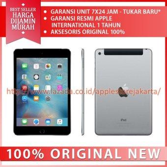 APPLE iPad Mini 4 WIFI + Cellular 32GB – Space Gray
