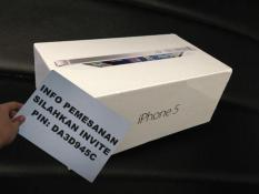 Apple iPhone 5 - 64GB - putih