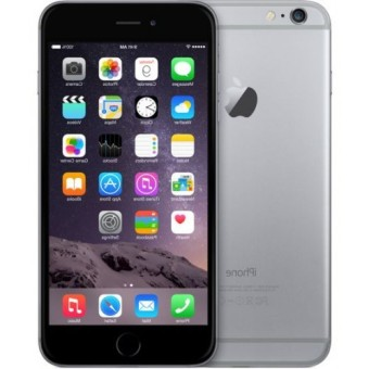 Harga Apple iPhone 6 Plus 16 GB Space Gray Online Terbaik - lopishop 1bfe03bd08