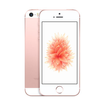 Apple iPhone SE - 64 GB - Rose Gold