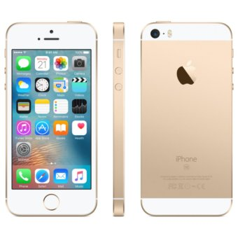 Apple Iphone SE 64GB Smartphone - Gold