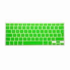 Apple Mac-book Air / Mac-book Pro Keyboard Protector 17 Inch (Green) (Intl)
