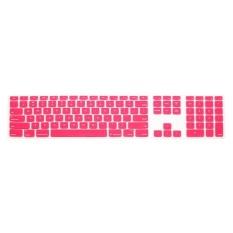 Apple Mac-book Air / Mac-book Pro Keyboard Protector 17 Inch (Pink) (Intl)