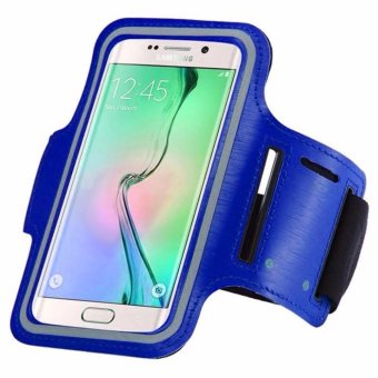 Armband for Oppo A57 - Biru