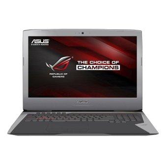 """Asus G752VY-GC346T - 17.3"""" FHD - Intel i7-6700HQ - Ram 32GB - Gray"""