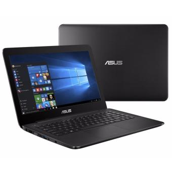 "ASUS X454YA-BX801D - RAM 4GB - QuadCore A8-7410 - AMD RADEON R5 - 14"" - Black"