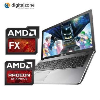 """ASUS X550ZE - AMD FX 7500 - 8GB - 1TB - R7 M260DX 2GB - W10 - 15.6"""""""