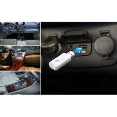 Audio Control USB Bluetooth Dongle - Audio Music Receiver - Putih