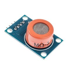 Azone Alcohol Ethanol Sensor Breath Gas Detector Ethanol Detection MQ-3 For Arduino High Quality