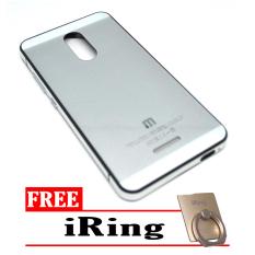 ... 2 Silver Black Free I Source Back Door Glass Hardcase Xiaomi Redmi Note 3 White Silver