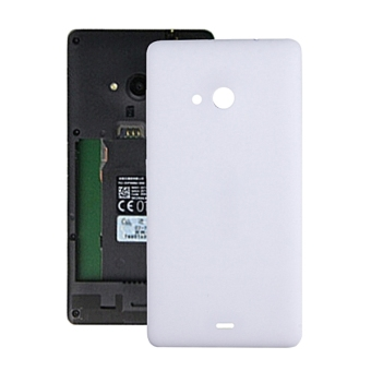 Battery Back Cover Replacement for Microsoft Lumia 535(White)