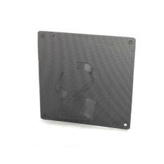 Black 140MM Computer PC Dustproof Cooler Fan Case Cover Dust and Dirt Filter Mesh (Intl)