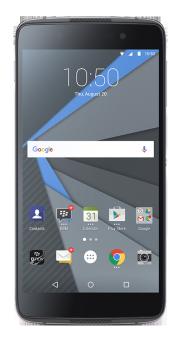 Blackberry DTEK50 - 16 GB - Hitam