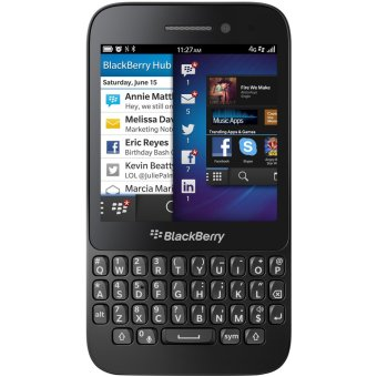 Blackberry Q5 – 8 GB – Hitam