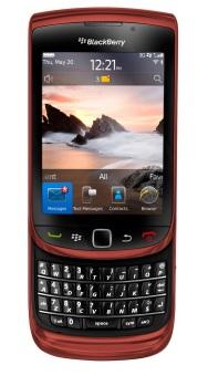 Blackberry Torch 9800 (Merah)