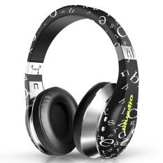 Bluedio A (Air) BT 4.1 Stereo HiFi Headset Wireless Bluetooth Headphone W / Mic HD Diaphragm Twistable Headband 3D Surround Sound (Black)