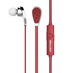 Bluedio N2 Bluetooth Stereo V4.1 Wireless Noise Isolating Earphone Red (Intl)