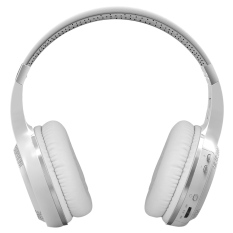Bluedio Turbine Turbine Hurricane? Bluetooth Wireless Over-the-head Headphone (Grey)