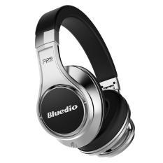 Bluedio UFO Premium High-End Wireless Bluetooth Headphone (Silver)