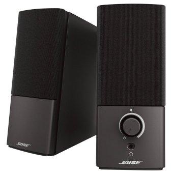 Bose Companion 2 Series III Multimedia Speakes System - Black