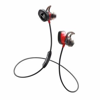 Bose SoundSport Pulse Wireless Headphones - Red