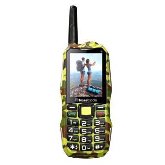 Brandcode B81 ARMY - 10000mAh - Dual SIM - Hijau