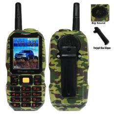 Brandcode B81 Pro ARMY Hp Powerbank - Big Speaker - 10000 mAh