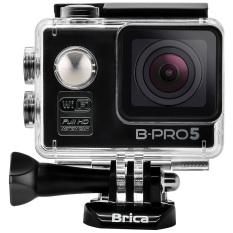 Brica B-Pro 5 Alpha Edition Action Cam - 12MP - Hitam