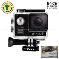 BRICA B-PRO 5 Alpha Edition Full HD 1080p Wifi (Black)