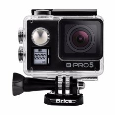BRICA B-PRO 5 Alpha Edition Version 2 Mark IIs (AE2s) 4K WIFI Action Camera - Hitam