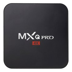 BUYINCOINS 1G + 8G MXQ Pro XBMC Kodi QUAD CORE 4K Android 5.1 Lollipop Smart TV BOX AU Plug