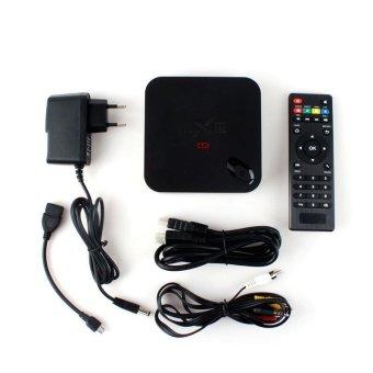 BUYINCOINS MX III Android 4.4 Quad Core Media Player TV BOX DDR3 2GB ROM 8GB HDMI AU Plug