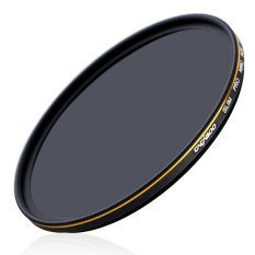 CACAGOO 58mm ND1000 Filter Neutral Density Ultra Slim Multi-Coated Lens Filter 10 Stop Optical Glass