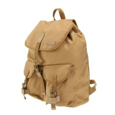 Caden F15 Waterproof Canvas Camera Backpack Outdoor Leisure Travel Photography Bag For Canon Nikon Pentax (Khaki) (Intl)