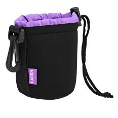 CADEN H111 Protective Soft Neoprene Camera Lens Pouch Bag Case For DSLR