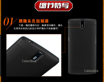 Protector For Oneplus One 1 1 Hitam Screen Source Harga Calandiva Front Back Protection Case 360