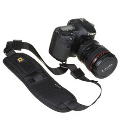 Camera Shoulder Sling Black Belt Strap For Q Style Single Strap