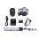 Canon EOS 1300DL Lazada Eksklusif DSLR - Fitur IS/Wi-Fi/NFC - 18.0MP - Metallic Grey + Gratis SD Card 16GB