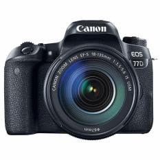Canon EOS 77D Kit 18-135mm WiFi