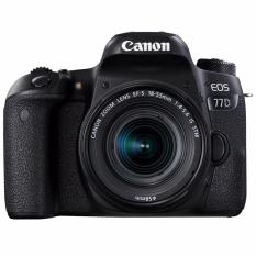 Canon EOS 77D Kit 18-55mm WiFi