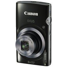 Canon IXUS 160 - 20 MP - 8x Optical Zoom - Hitam