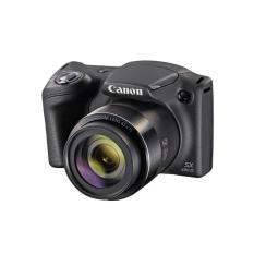 Canon Kamera Pocket PowerShot SX430 IS + Free LCD Screen Guard