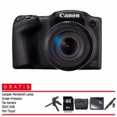 Canon Powershot SX430 IS - (Free Aksessories Kamera)