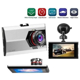 Car Kit 1080P High-definition Night Vision Wide-angle Auto VideoRecorder - intl