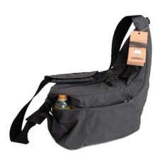 CAREELL Waterproof DSLR Case, Camera Backpack Bag For Canon For Nikon For Sony (Gray) - Intl